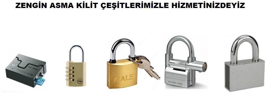 Asma Kilitler